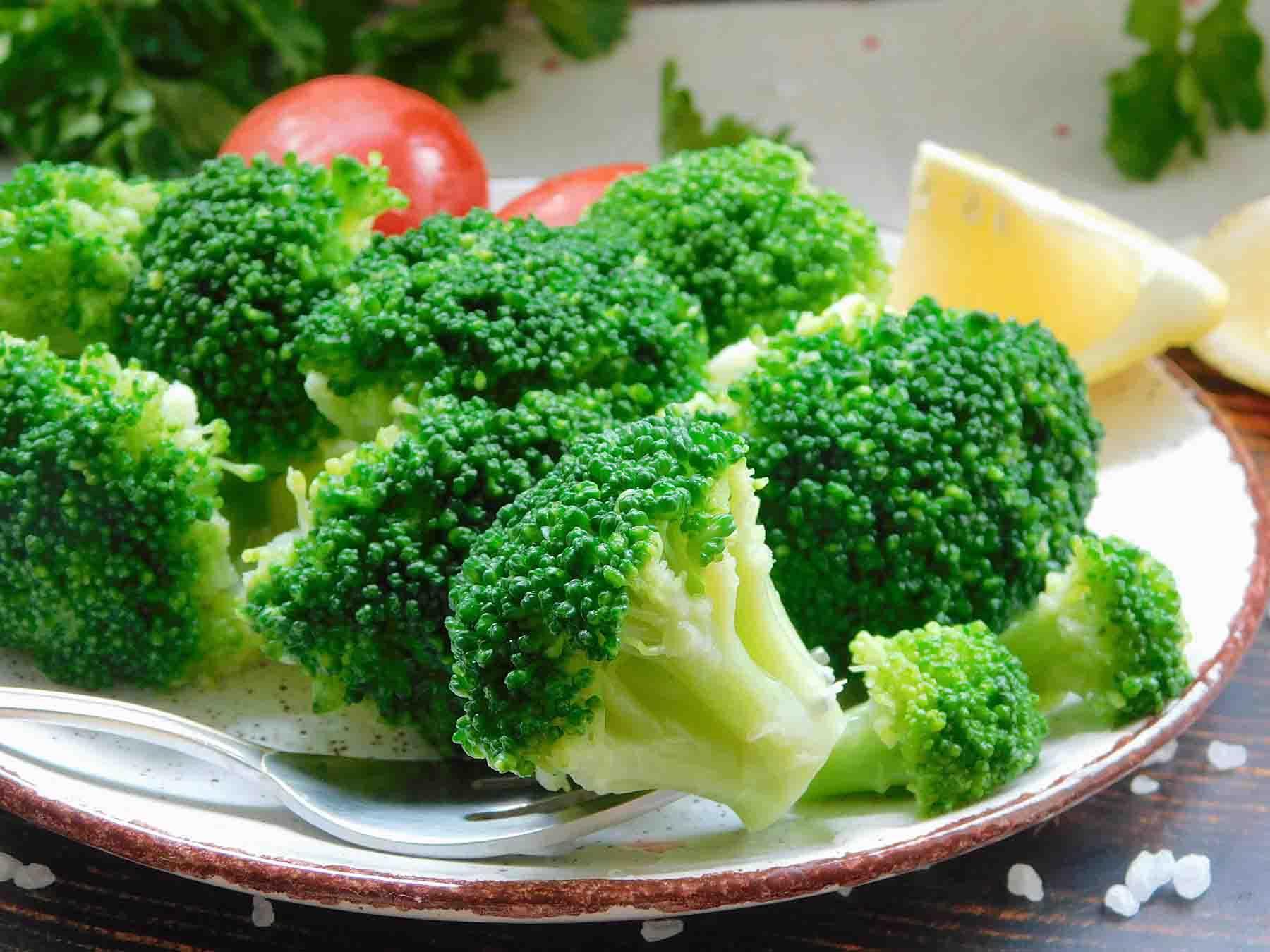 подробный рецепт как сварить брокколи